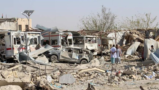 44 Civilians Killed, Injured As Battle Intensifies in Afghanistan