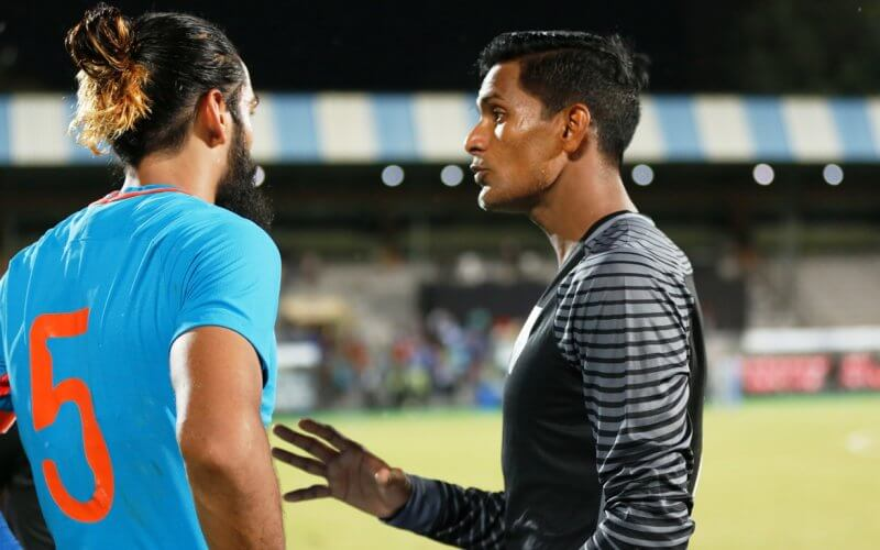 Subrata-bhai is the most workaholic footballer I've ever seen - Sandesh Jhingan