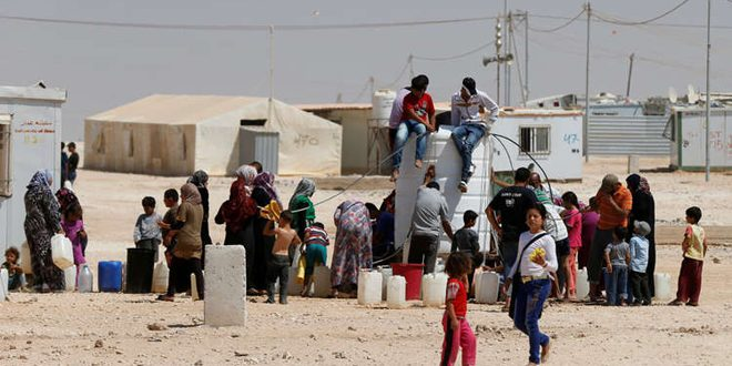 Approx. 10 lost their life daily at Rukban and Houl camps suffering from deterioration of humanitarian situation in Syria