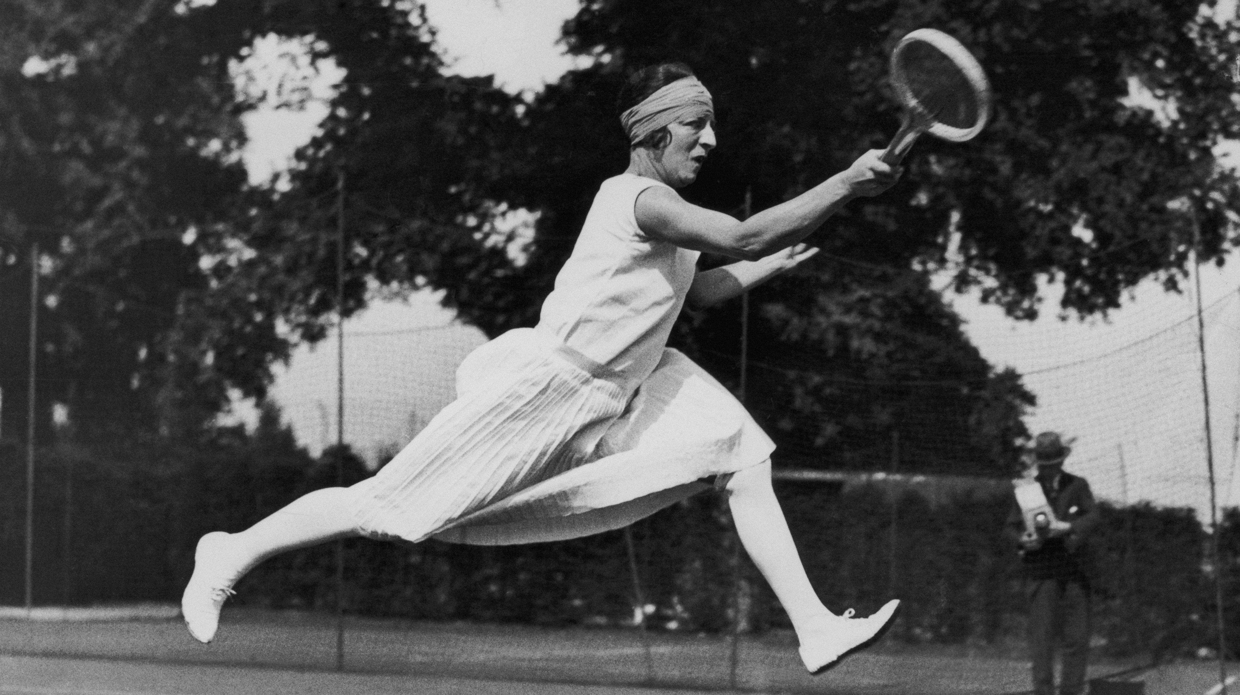 The 100-year legacy of Suzanne Lenglen