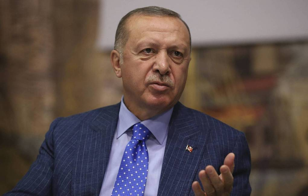 Turkish President refutes reports about Islamic State militants' escape from prisons in Syria