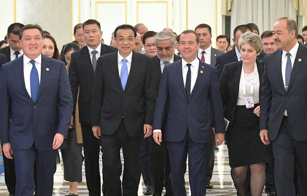 Session of SCO Council in narrow format starts in Tashkent