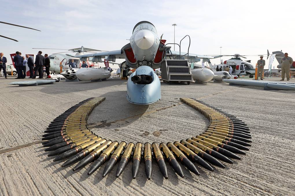 Latest aviation breakthroughs spread their wings at Dubai Airshow 2019