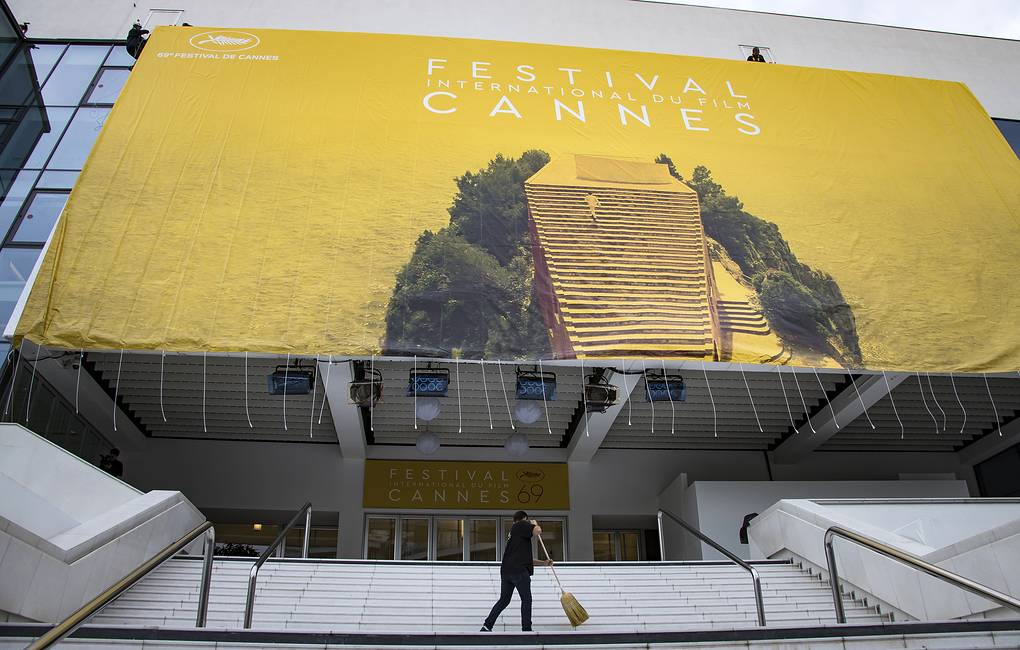 Cannes Film Festival postponed amid coronavirus pandemic