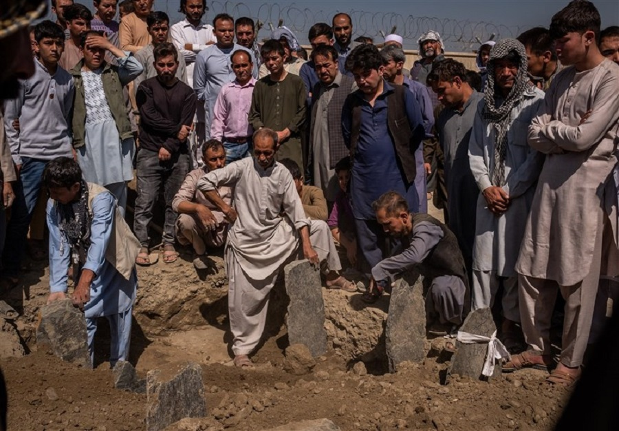 500 Civilians Killed, Wounded in Taliban Offensives since Oct. 2020