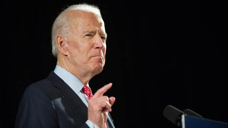 Joe Biden is the 46th President of United States