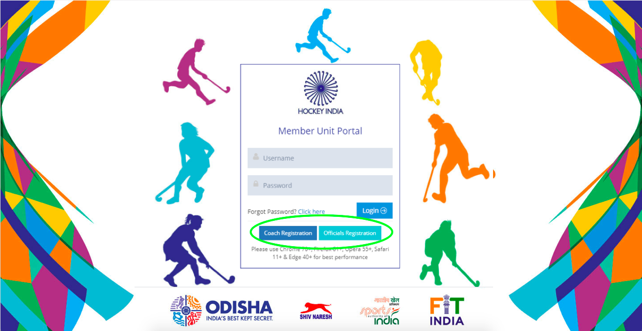 Hockey India launches an open application submission system for registration of Hockey Coaches and Technical Officials in India