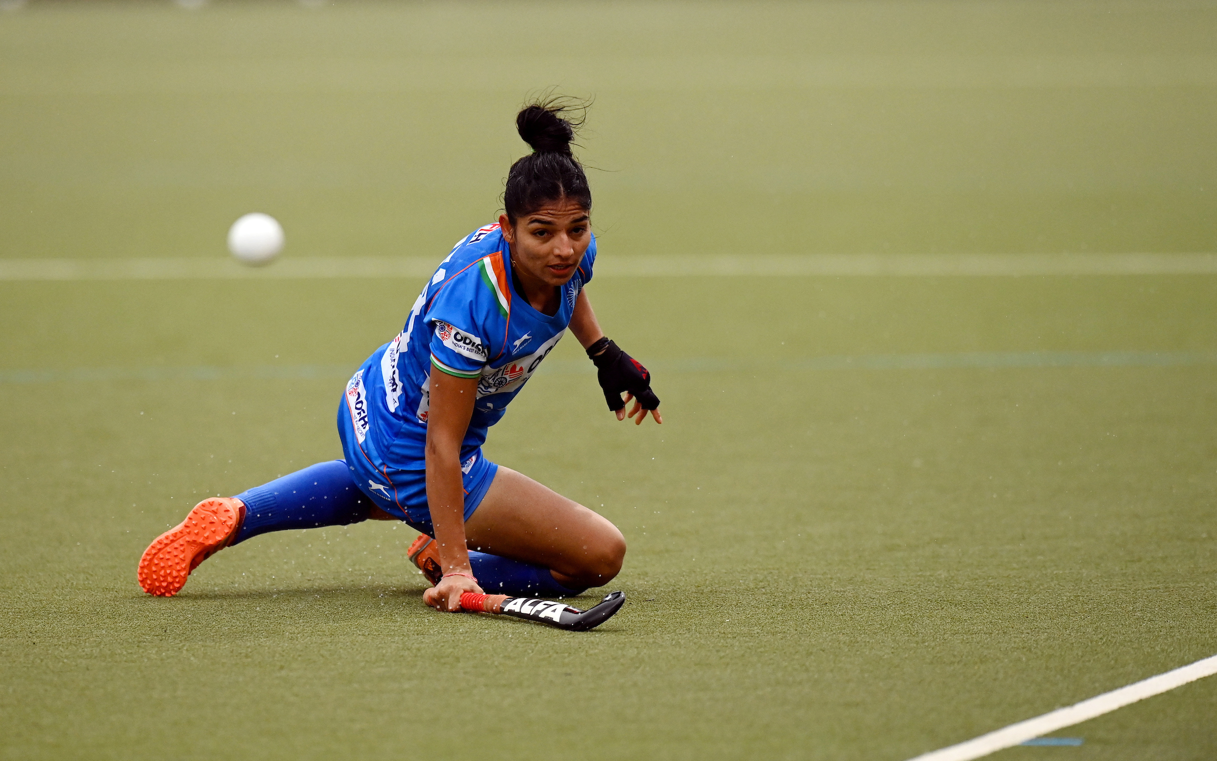 """Learning a lot from Deep Grace Ekka,"" says Indian Women's Hockey Team defender Udita"