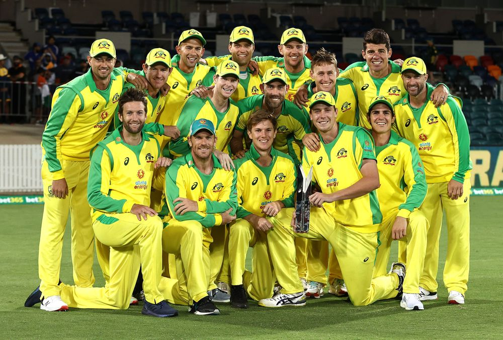 Australia move to the top of the ICC Men's Cricket World Cup Super League table
