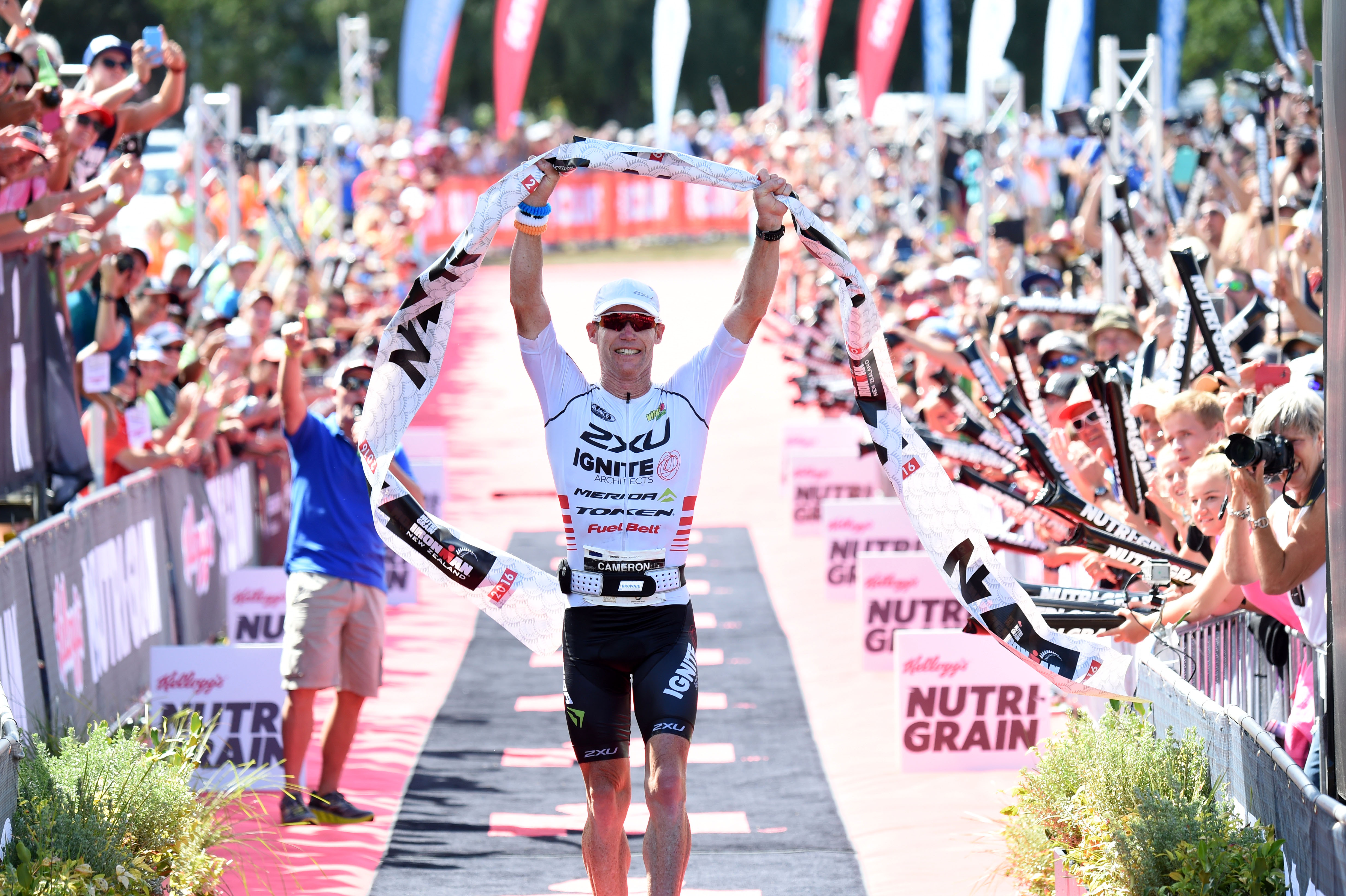 Ironman legend aiming to break 8 hours in the west