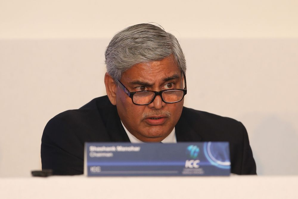 Shashank Manohar has stepped down as ICC Chairman; Deputy Chairman Imran Khwaja will assume the responsibilities