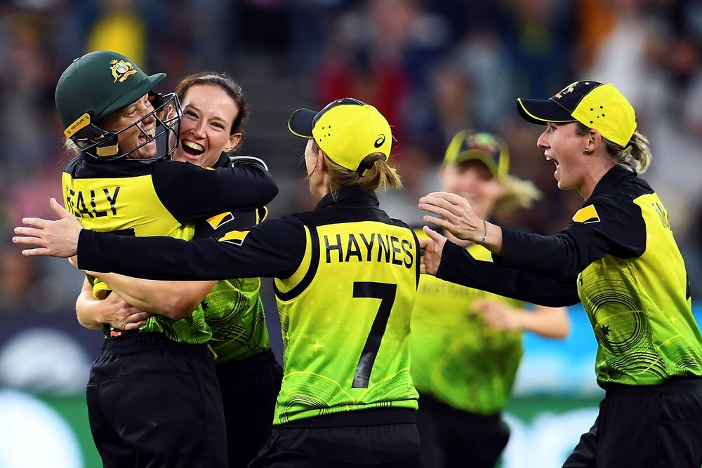 Women's T20 International cricket returns for the first time since International Women's Day