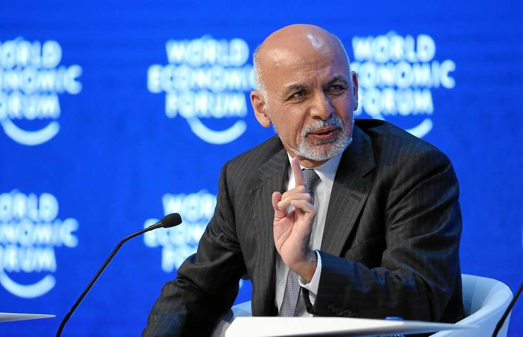 Abdullah and Karzai have no written plan for Afghanistan: Ghani