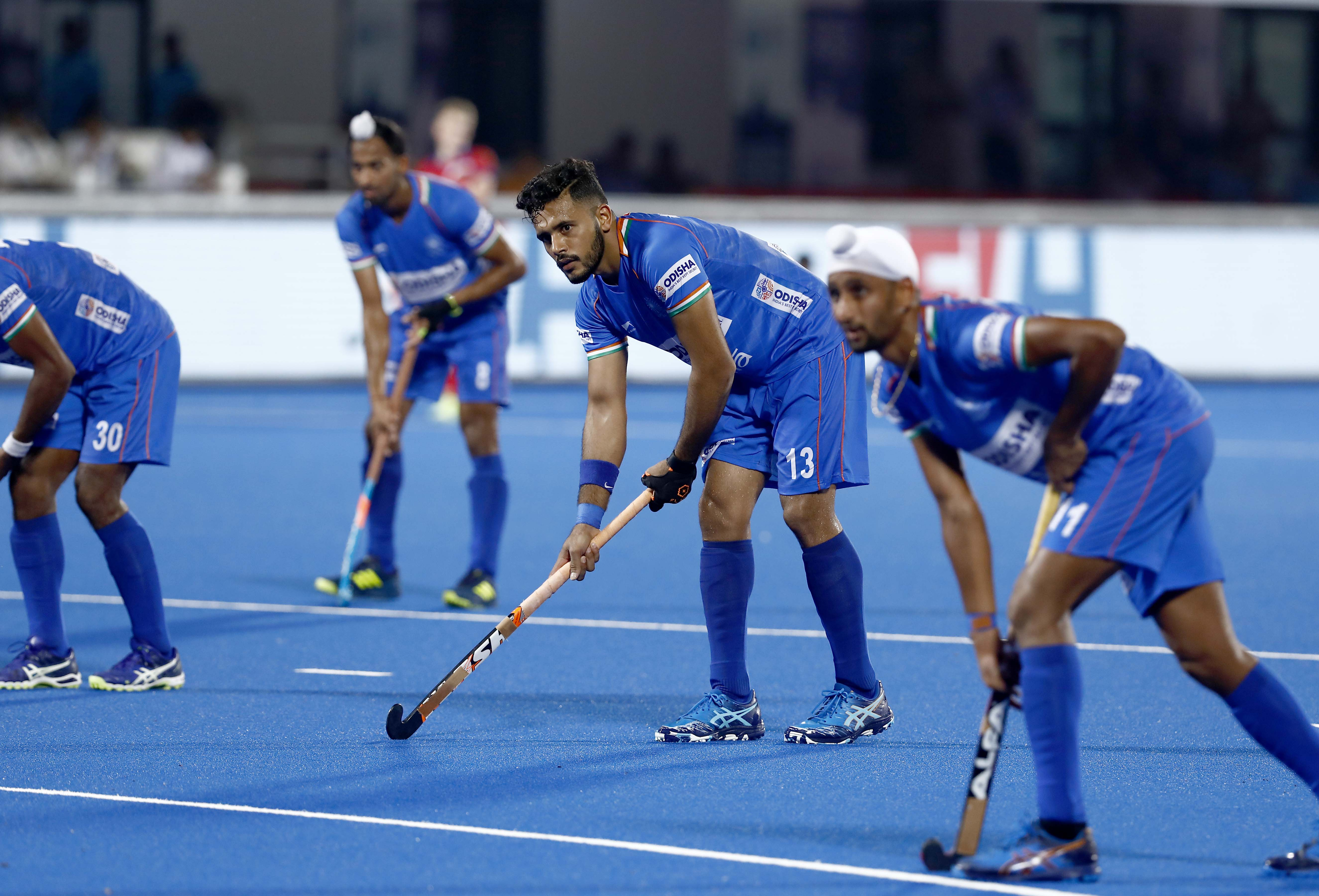 Indian Men's Hockey Team lose 1-2 to New Zealand in 2nd match of Olympic Test Event