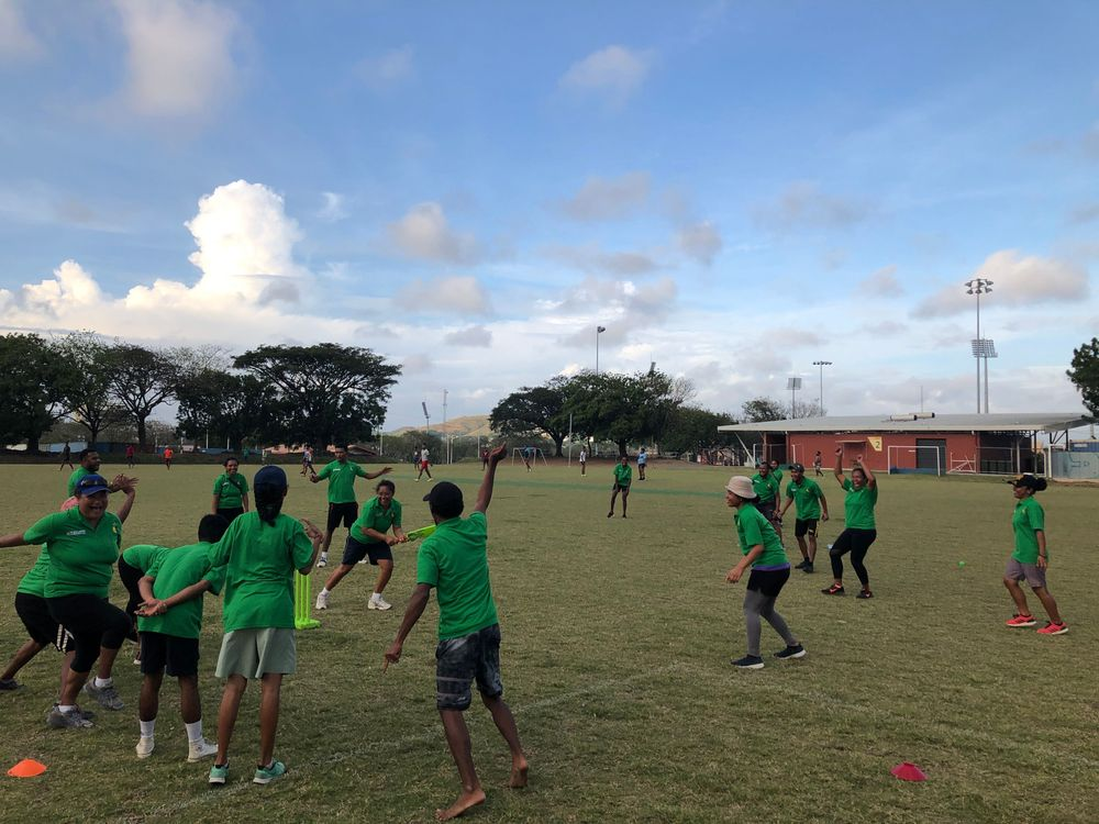 Cricket for Good PNG project celebrated on International Day of Sport for Development and Peace
