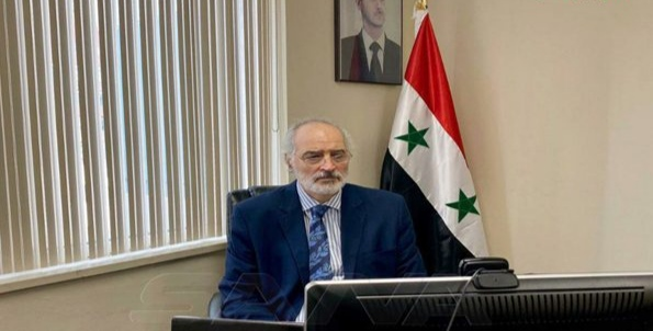 US and Turkish governments set fire to agrarian crops in Syria - Al-Jaafari
