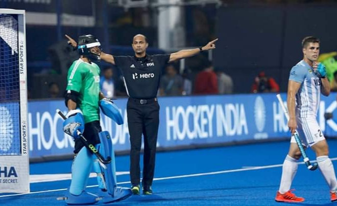 Hockey India has utilised this period really well to upskill umpires - Javed Shaikh
