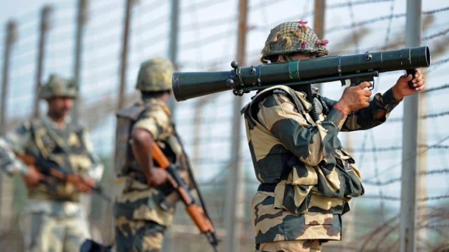 Pakistani soldiers suffer casualties in Indian firing along LoC: Pak Military