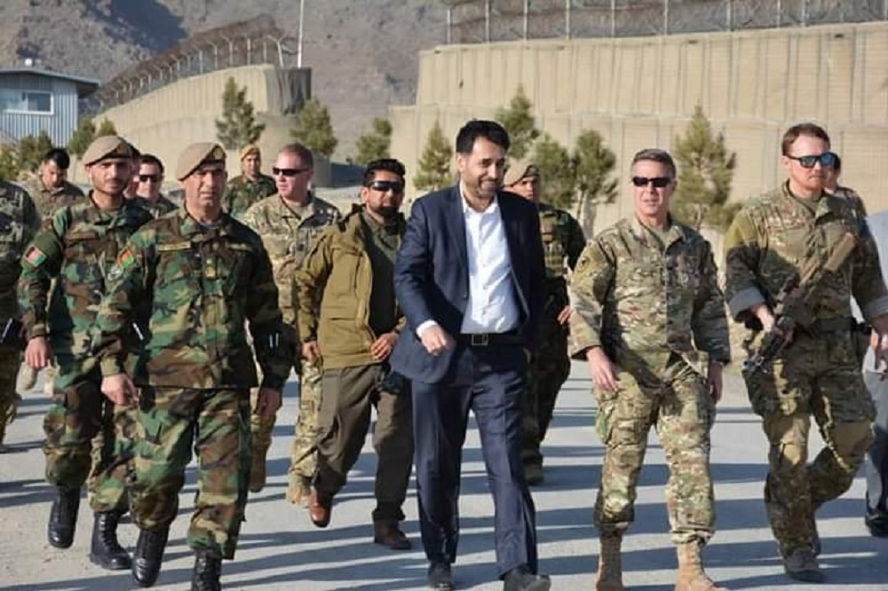 Top Afghan, U.S. defense officials optimistic about RIV agreement amid sporadic incidents
