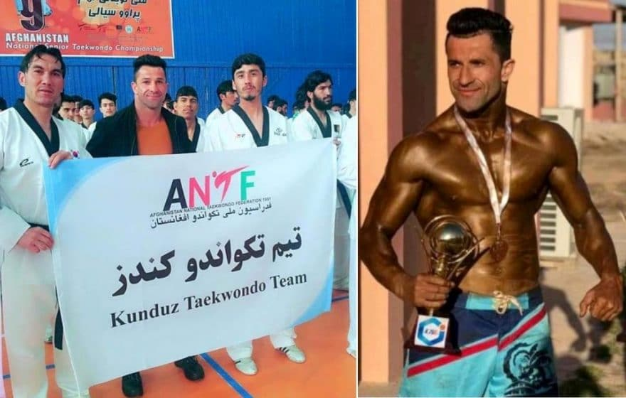 Gunmen kill Afghan Taekwondo Federation representative for Kunduz province
