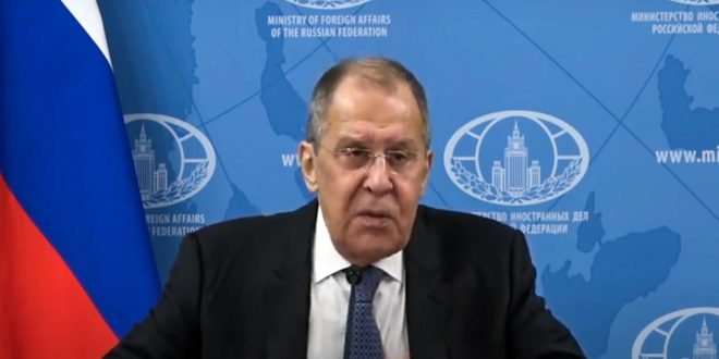 US practices in Syria violate resolution 2254 - Lavrov