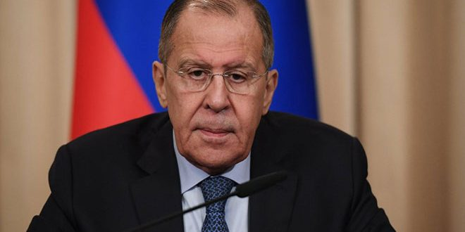 Washington supports terrorists in Syria, prolongs crisis in it - Lavrov