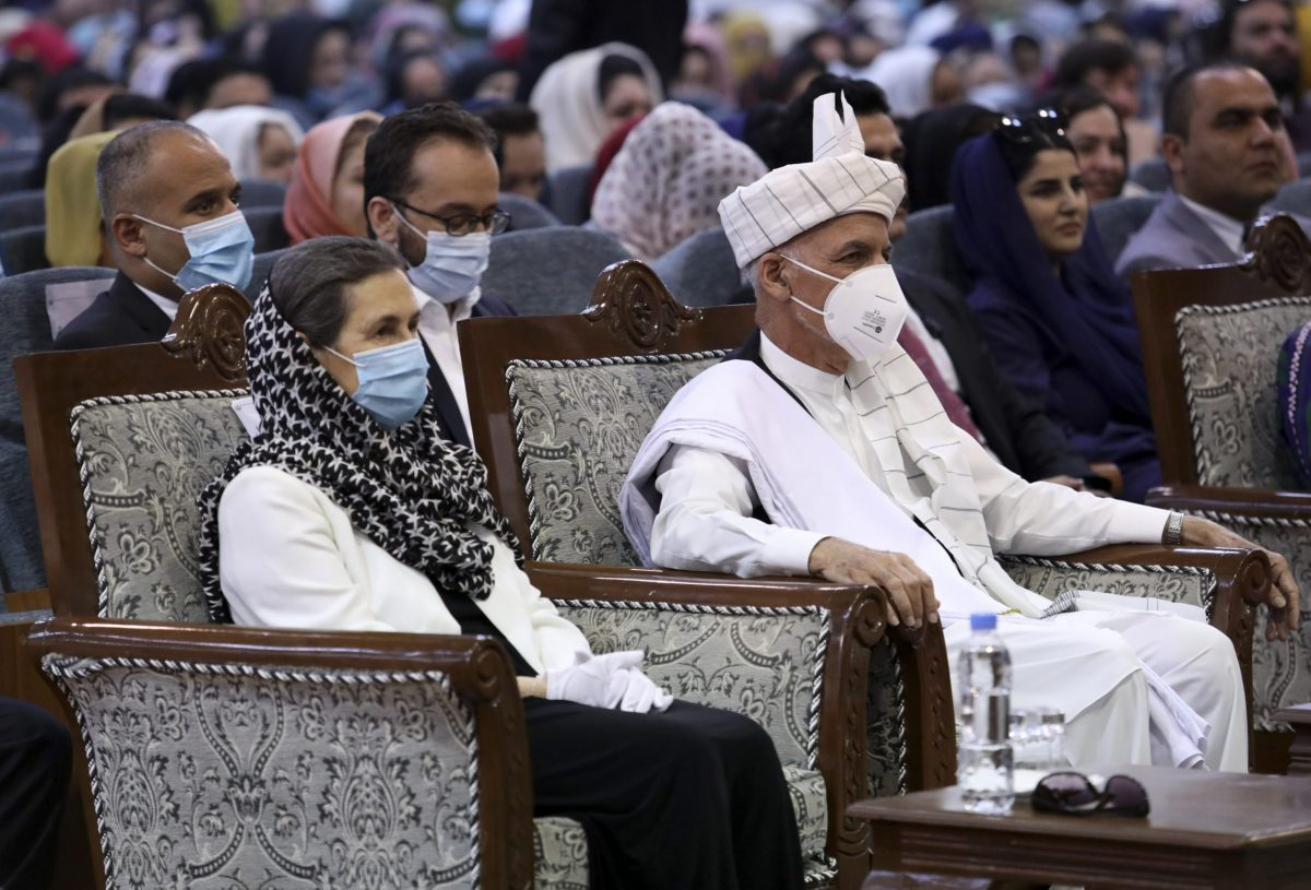 The missing role of women in the Afghan peace process