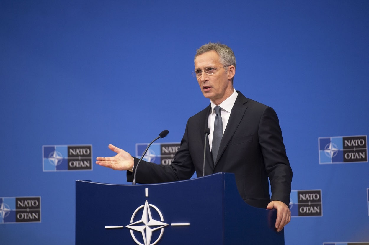 NATO Secretary General strongly condemns recent Taliban threat to media in Afghanistan