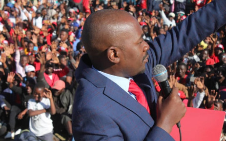Zimbabwe needs new leadership and an agenda such as ours - Opposition Leader Adv Nelson Chamisa