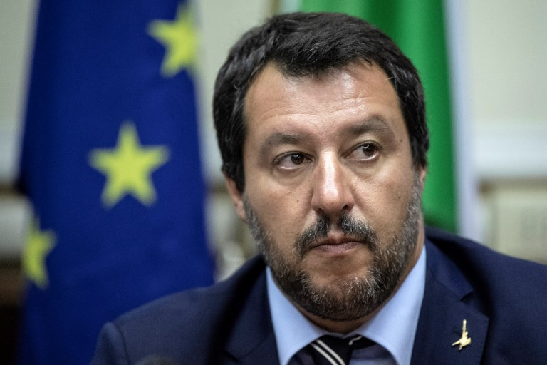 League Party didn't received funding from Russia - Matteo Salvini