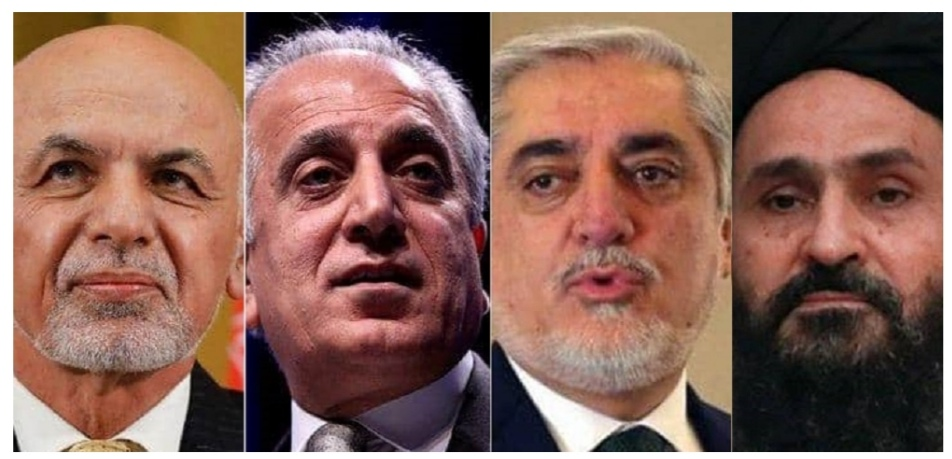 Khalilzad met with Ghani and Abdullah after meeting Taliban leader in Qatar
