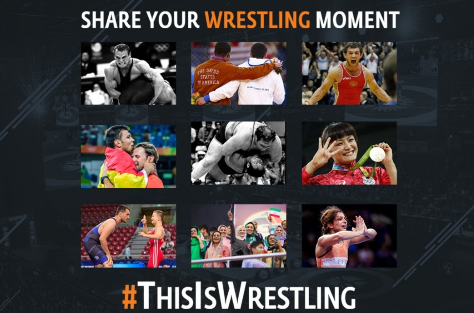 "United World Wrestling Launches #ThisIsWrestling in Celebration of ""World Wrestling Day"""