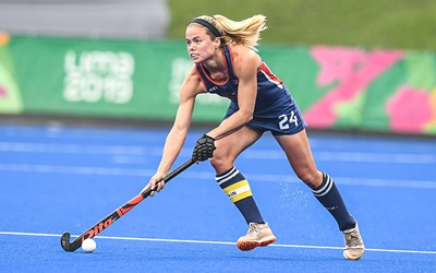 Dynamic Striker, Olympian Sharkey Hangs Up Stick from USWNT