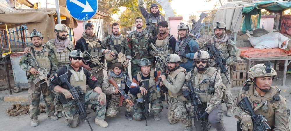 Taliban Battered before Attacking ANDSF in Ghazni