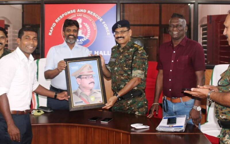 'End of an era,' says Vijayan as Kerala Police trio bid adieu