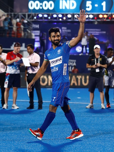 FIH Men's Hockey 2023 World Cup: A great opportunity to complete unfinished business - Manpreet Singh