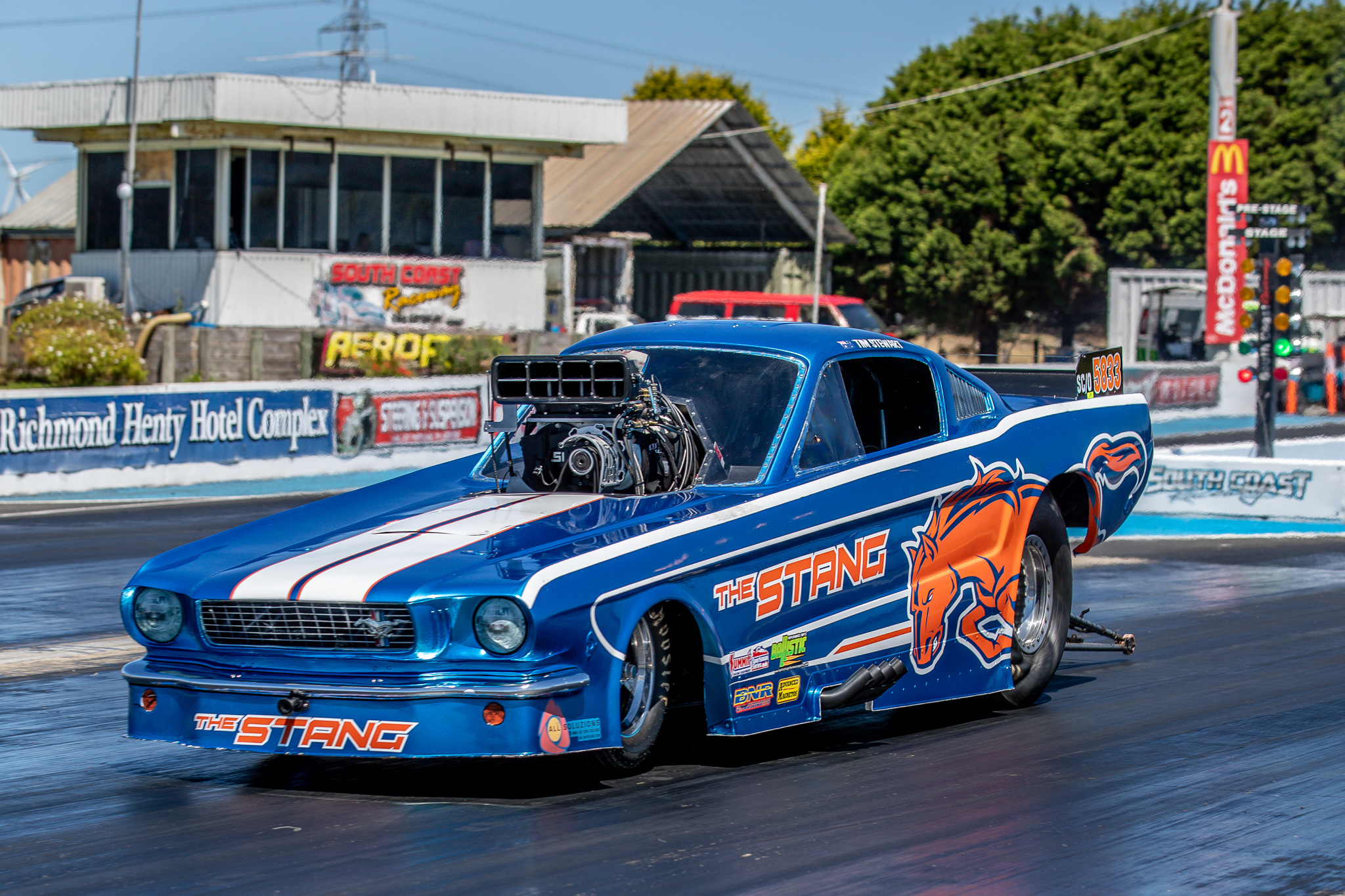 South Coast 660 Sees summit racing sportsman series thunder back to life
