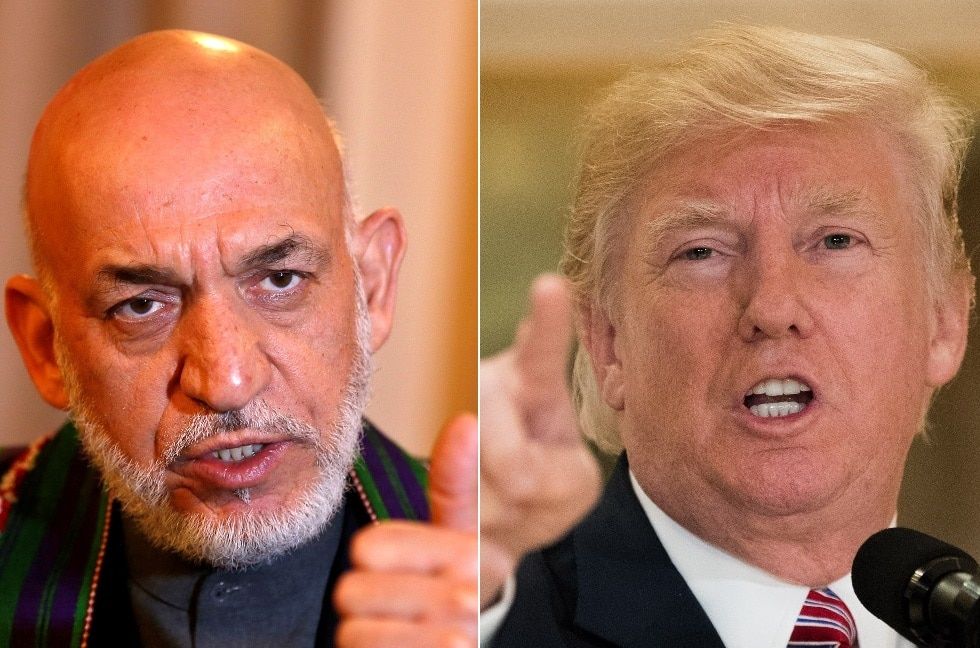 Karzai blasts Trump for pardoning U.S. soldiers accused of war crimes in Afghanistan
