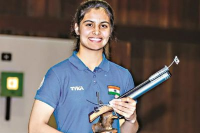 Indian women's team wins gold in 10m Air Pistol event at ISSF Shooting World Cup 2021