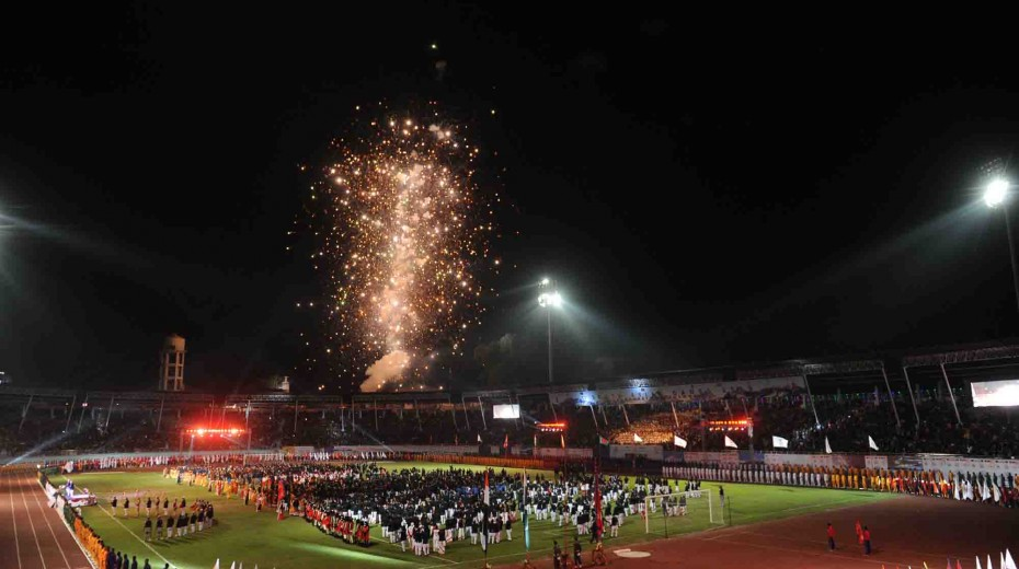 13 South Asian Games ends with India's 312 medals