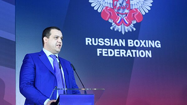 Russian Boxing Federation aims to help others during the coronavirus pandemic