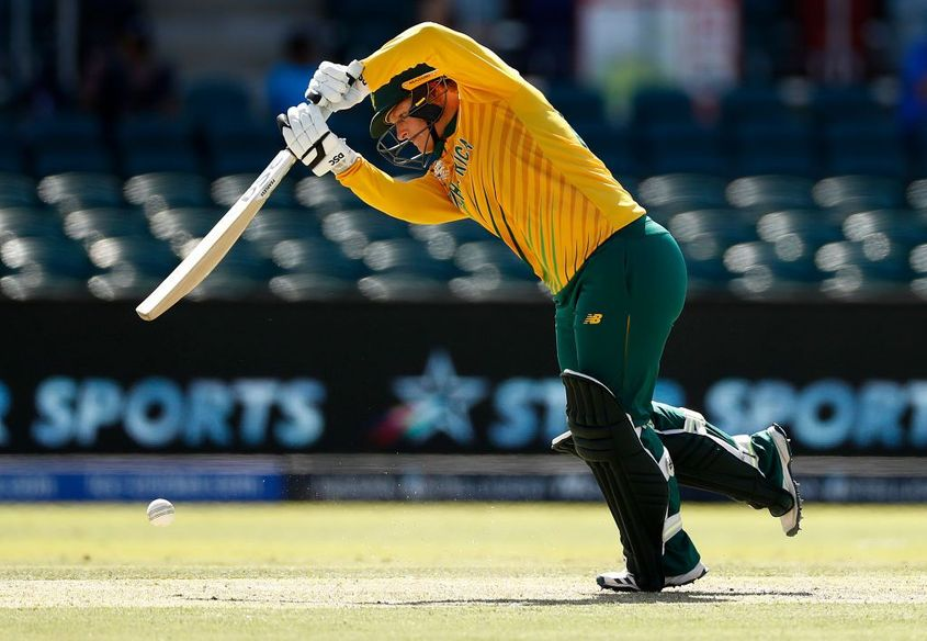 ICC Women's T20 WC - Lee lets loose as South Africa thrash Thailand