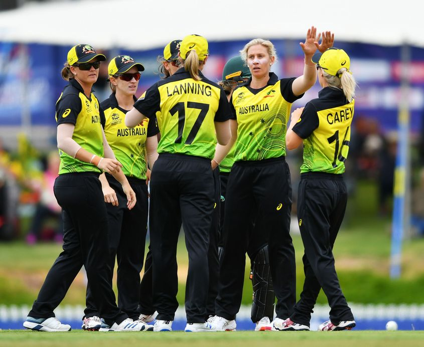ICC Women's T20 WC - Australia and India fight back for warm-up wins as Sri Lanka stun England