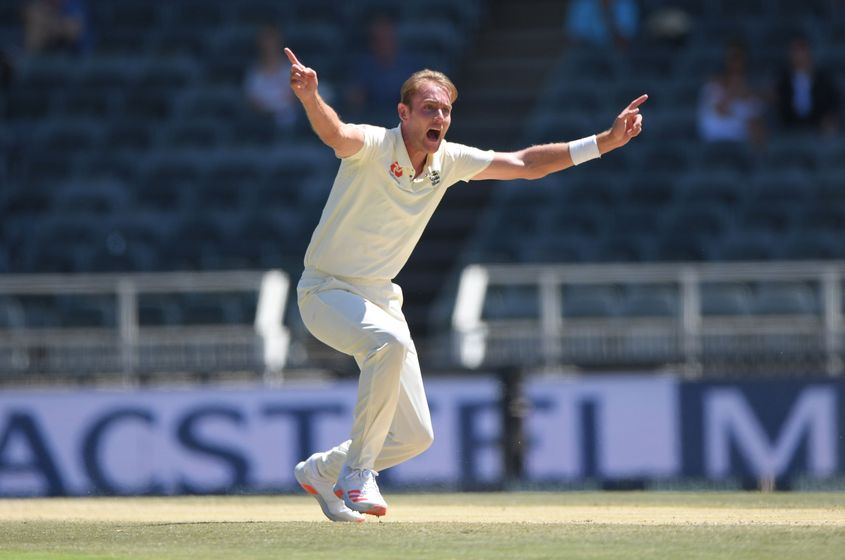 Broad fined for breaching the ICC Code of Conduct