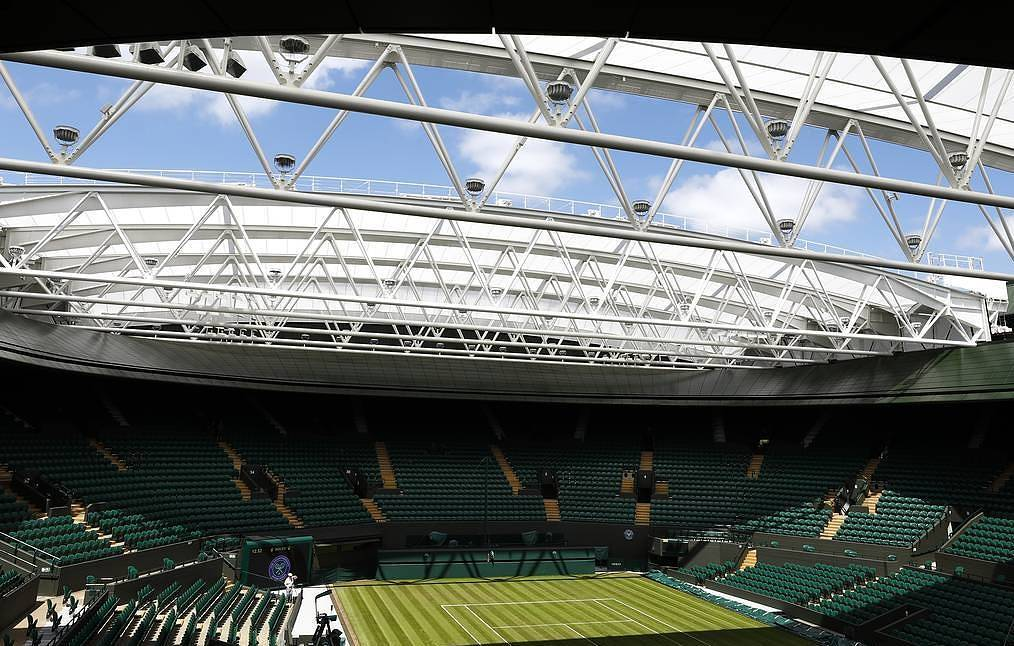 Wimbledon cancelled first time since 1945 due to c
