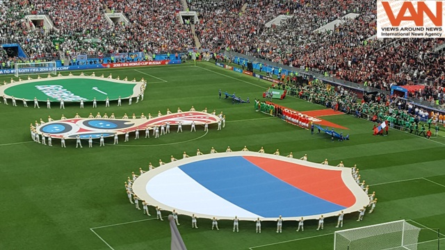 FIFA World 2018 Opening Ceremony.