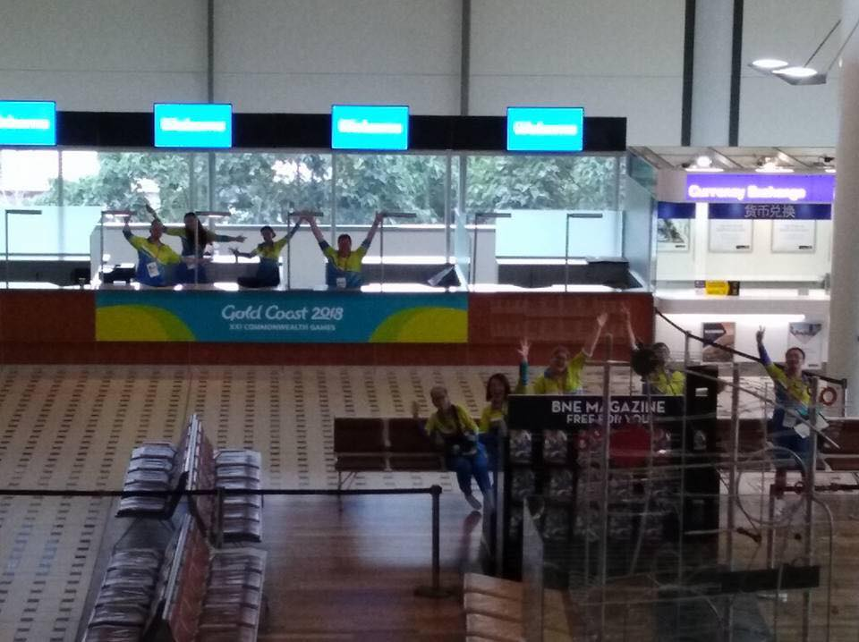 Brisbane Airport is ready to receive guests for GC