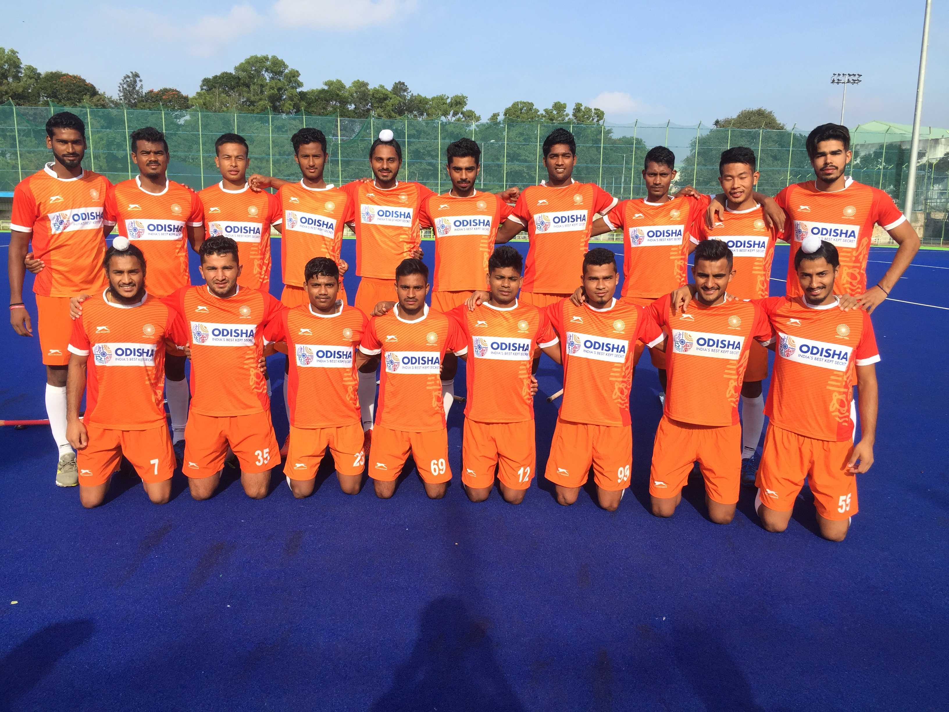 Hockey India names 18-member Indian Junior Men's Hockey Team for 9th Sultan of Johor Cup
