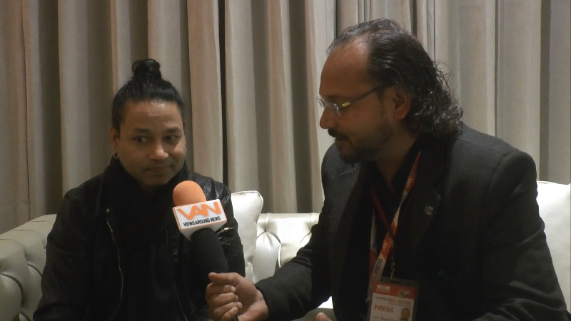 Kailash Kher Exclusive Interview after house-full