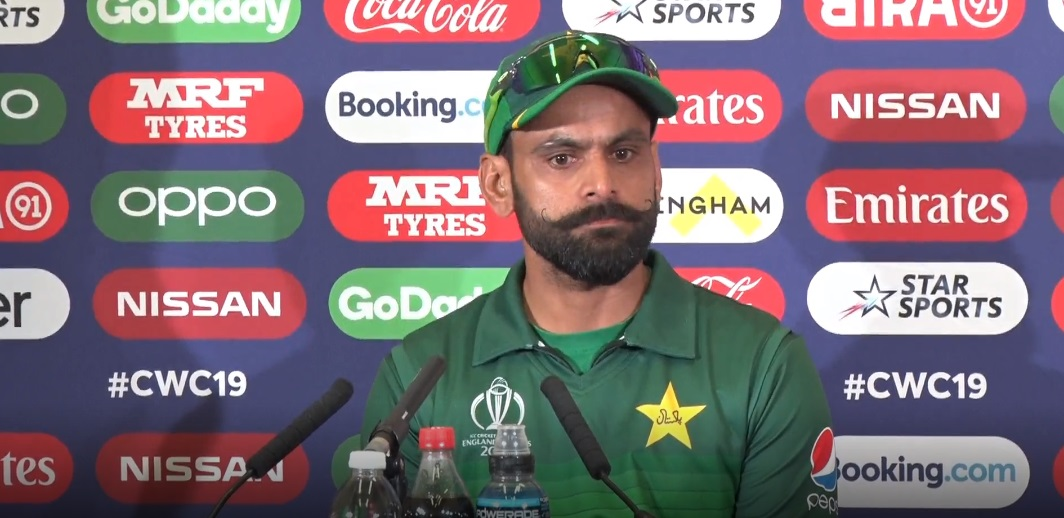 What Mohammad Hafeez told after beat England in Pr